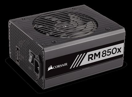 Fonte Corsair 850w modular