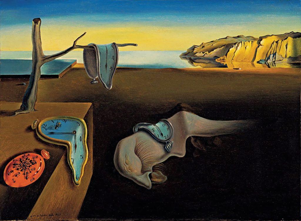 A Persistência da Memória - Salvador Dali