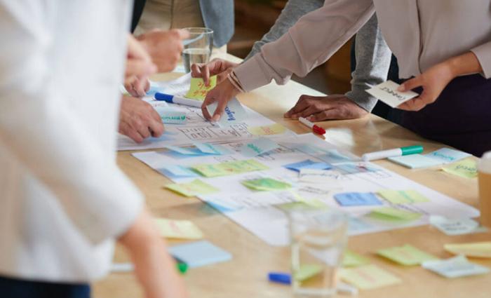 Mapas mentais para organizar as ideias em tópicos