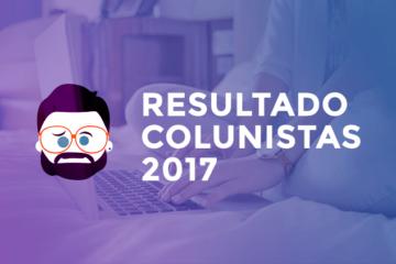 resultado colunistas 2017