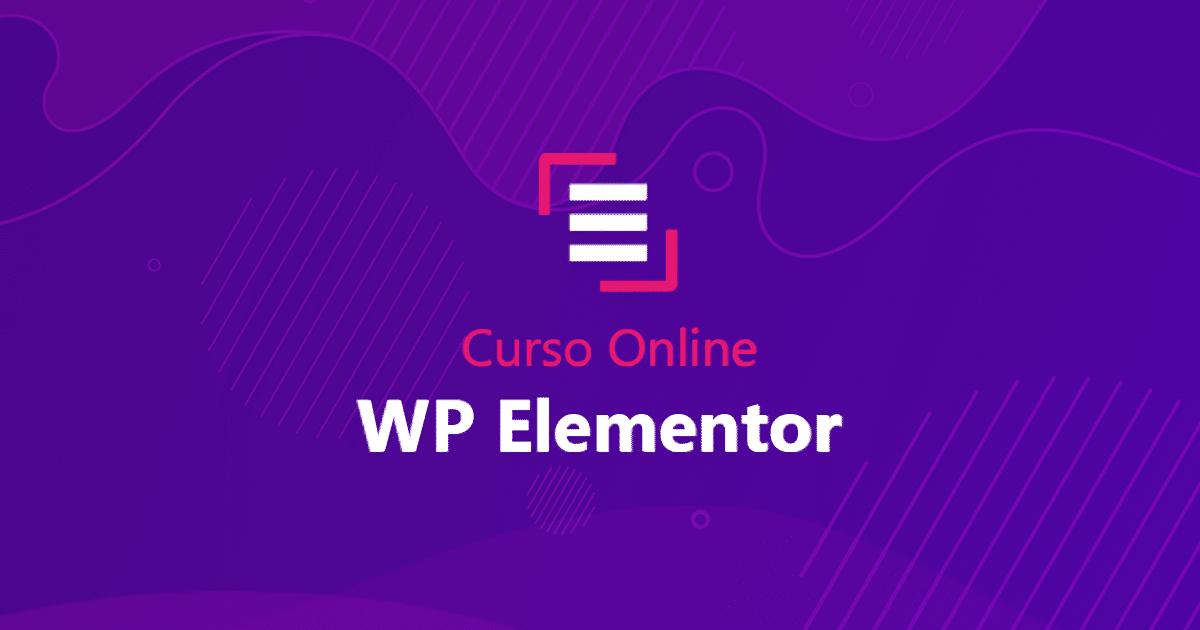 Curso WP Elementor